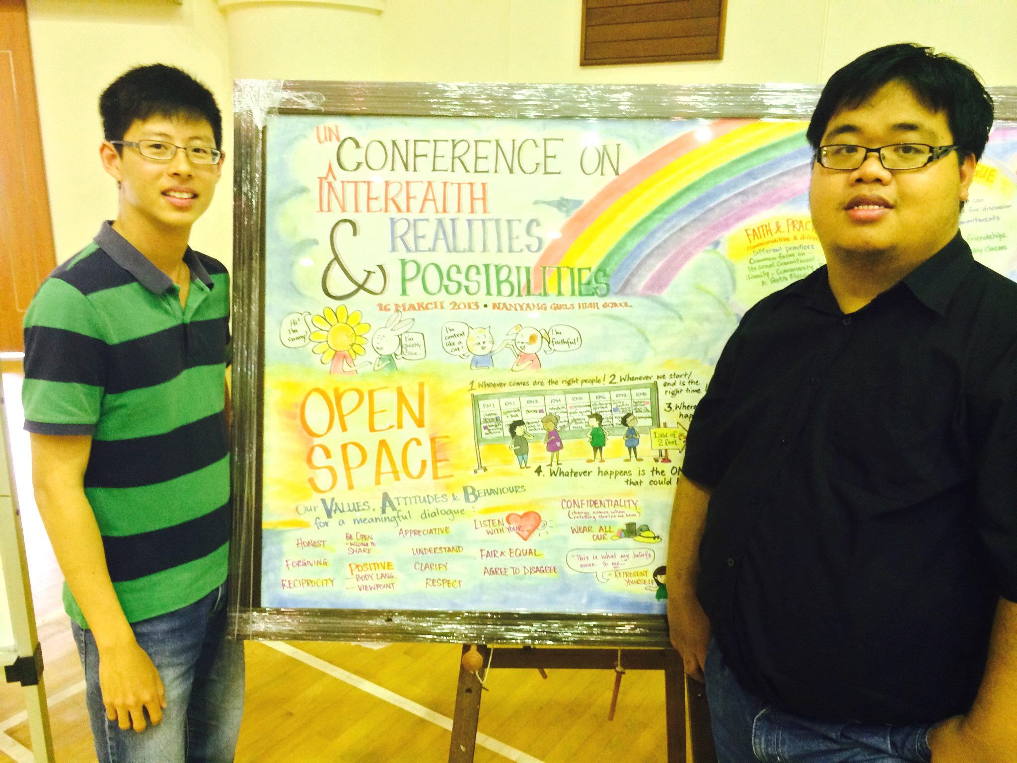interfaith youth