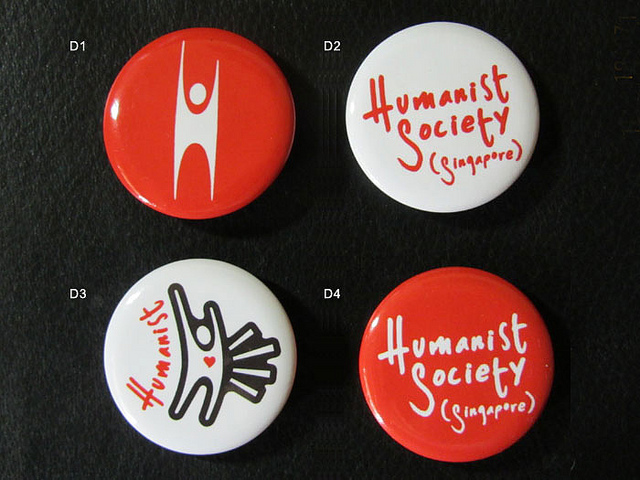 I am a Humanist!