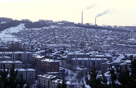 Suburbs of Irkutsk