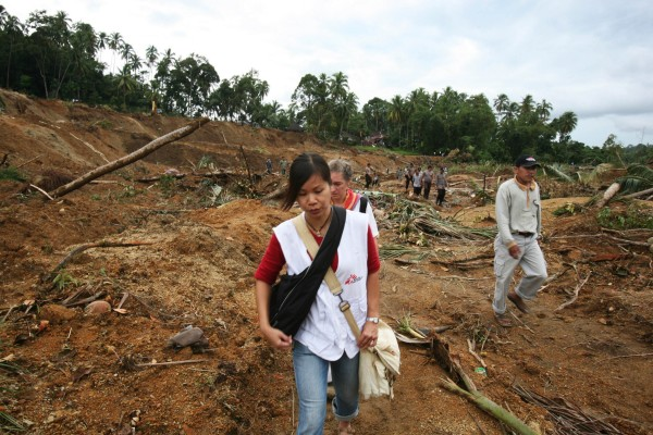 Dr. Marlene Lee from MSF
