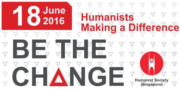 world humanist day banner